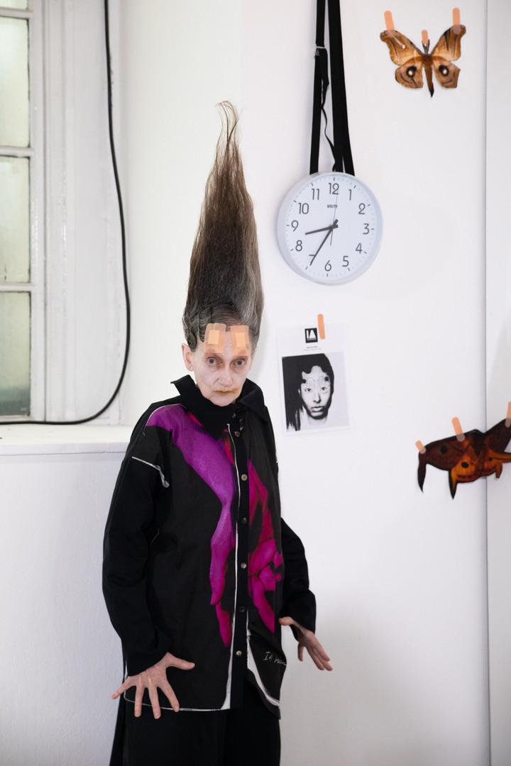 IA LONDON at London Fashion Week AW20