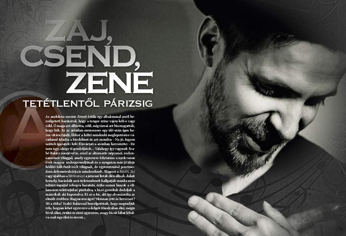 Interview with Szabó Balázs