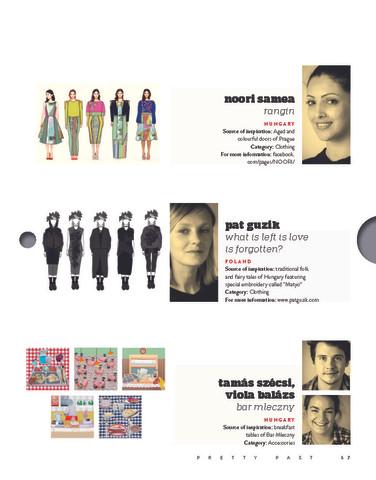 Portraits of designers
