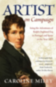 Artist on Campaign front cover.jpg