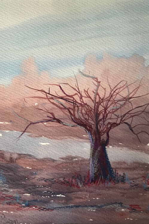 Winter Land     SOLD