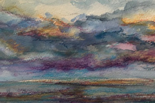 Sea and Sky - SOLD