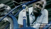 George and the Bicycle Pump (Jorge y la bomba)