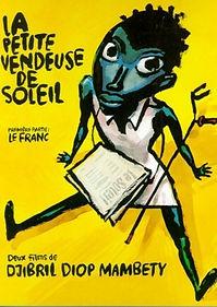La petite vendeuse de soleil by Djibril