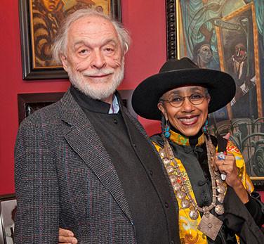 James V. Hatch and Camille Billops