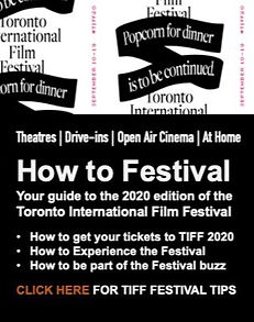 TIFF 2020 How To Festival
