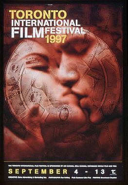 TIFF 1997 Festival Artwork