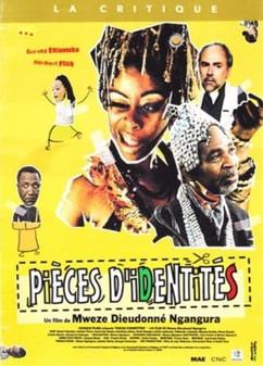 Pièces D'identités (Pieces of Identity) | Mweze Ngangura