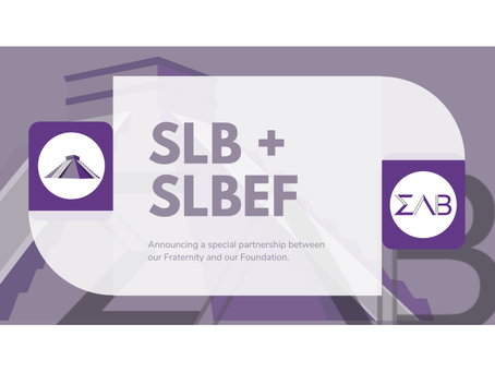 Partnership with Sigma Lambda Beta