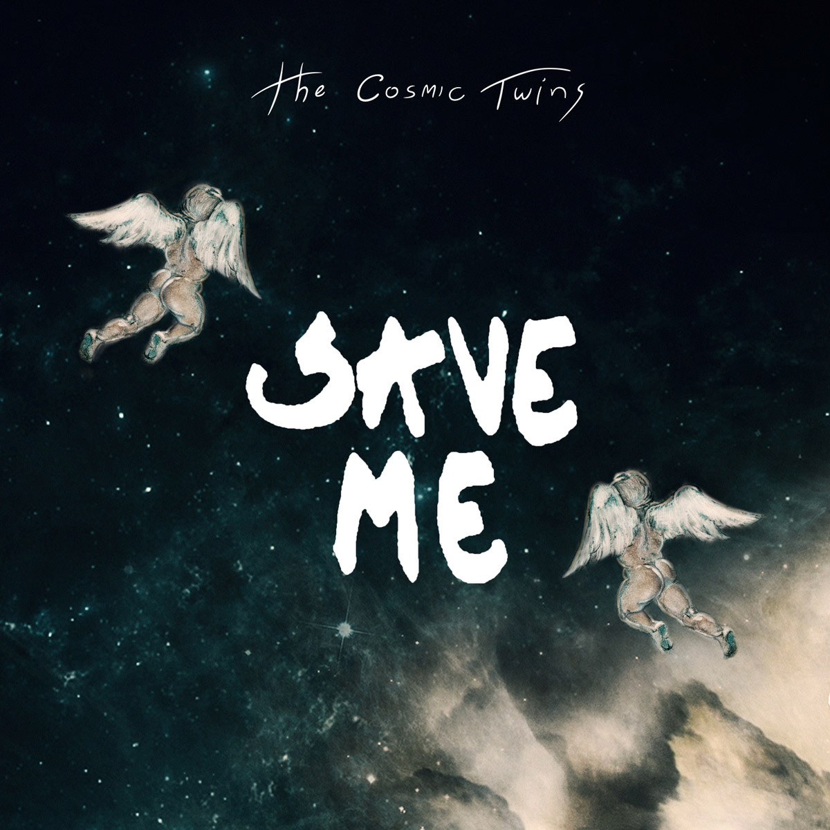 SAVE ME Single - The Cosmic Twins