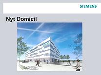 Burre Gruppen ejendomsprojekter Siemens