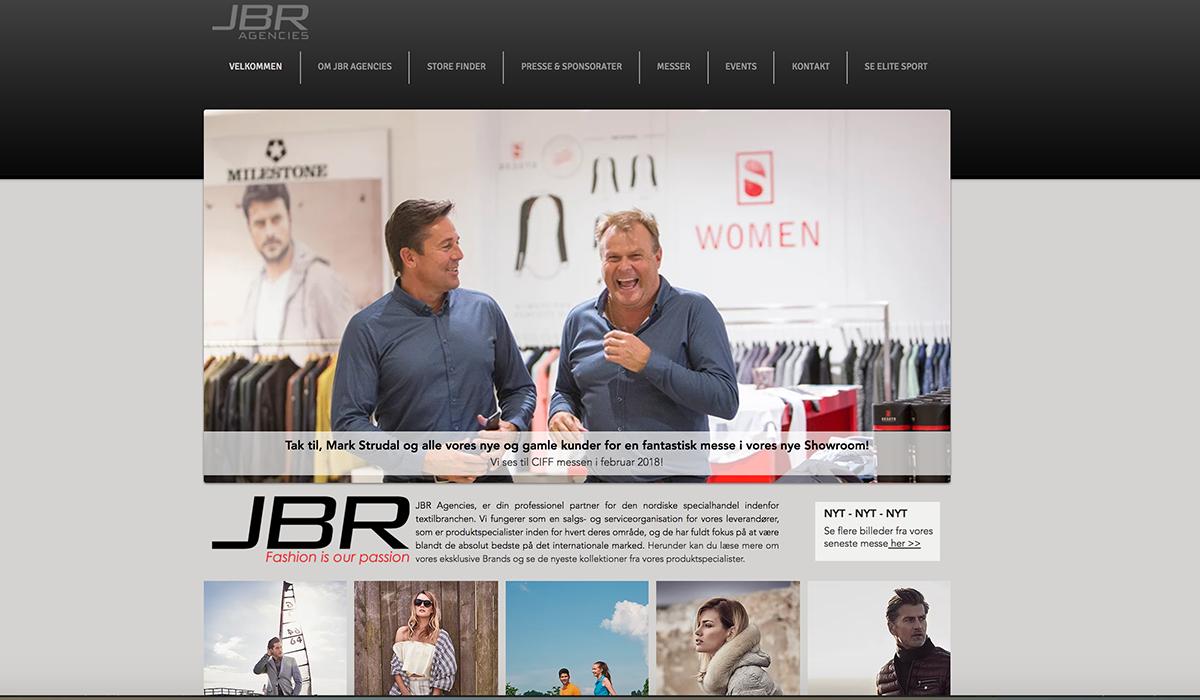 JBR Agencies - Alberto pants