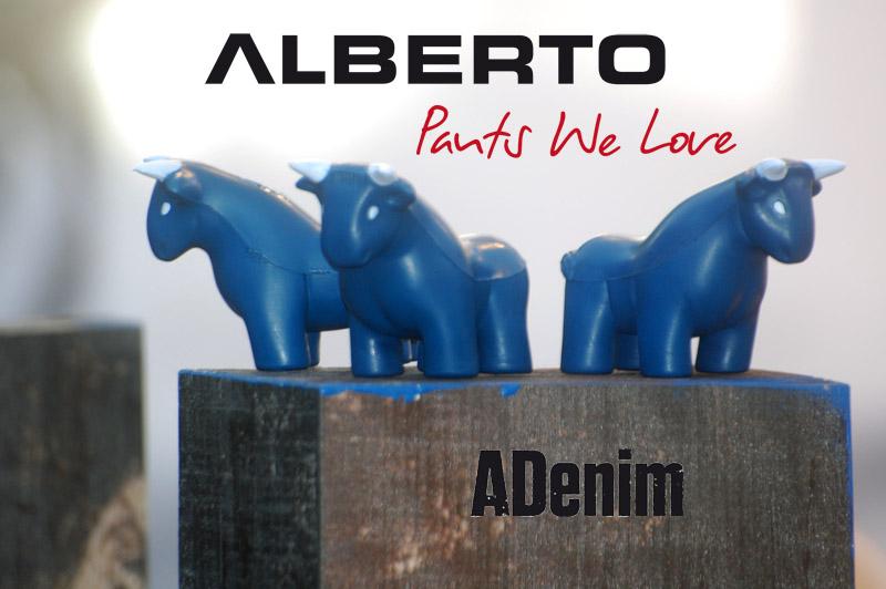Alberto pants