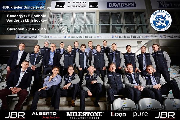 JBR Agencies SønderjyskE Hockey sponsorat