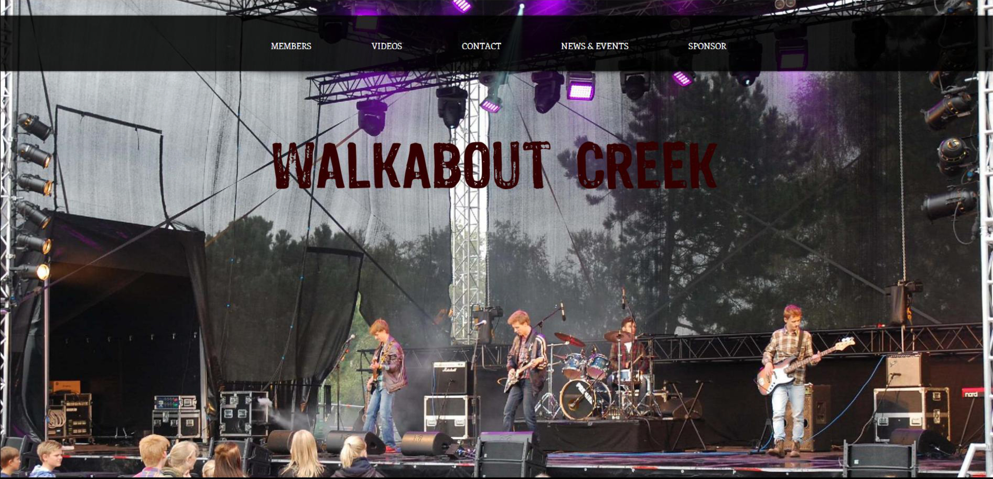 Walkabout Creek