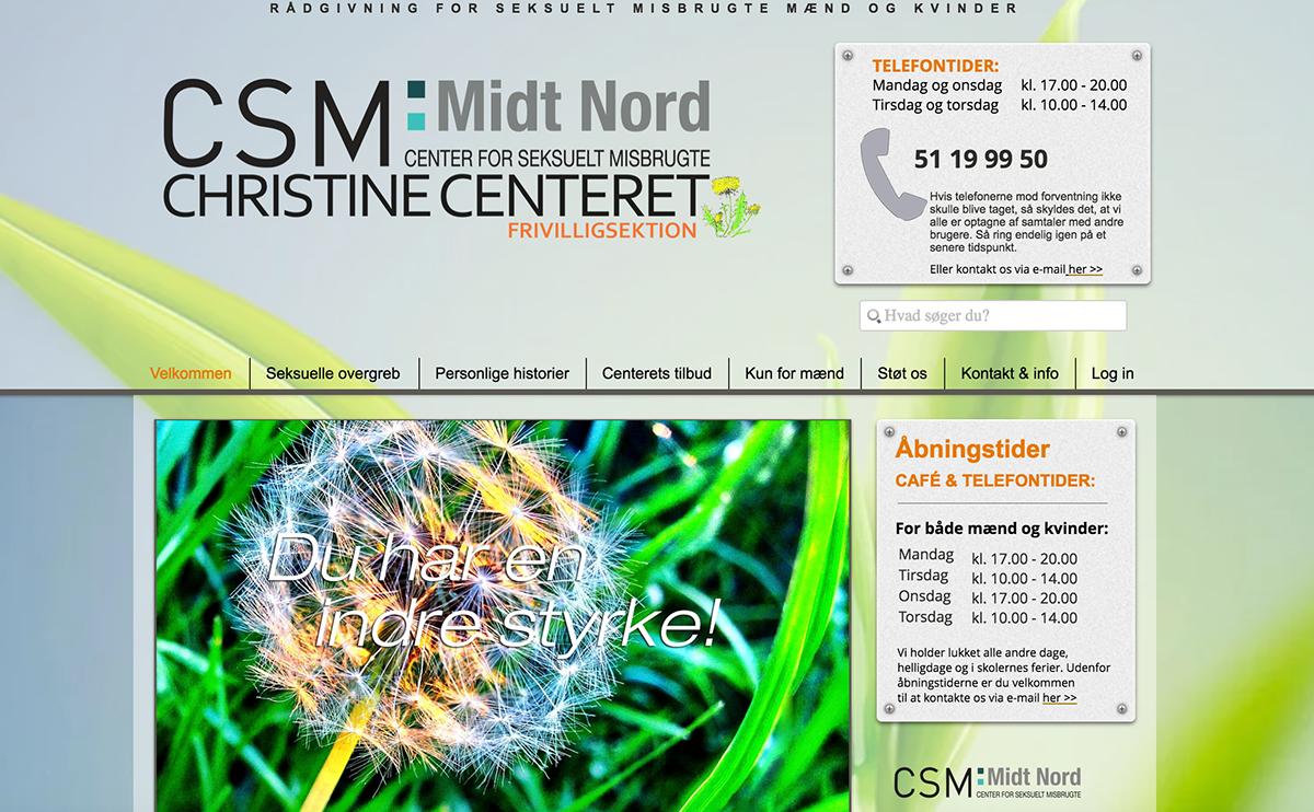 CSM-Christinecenteret