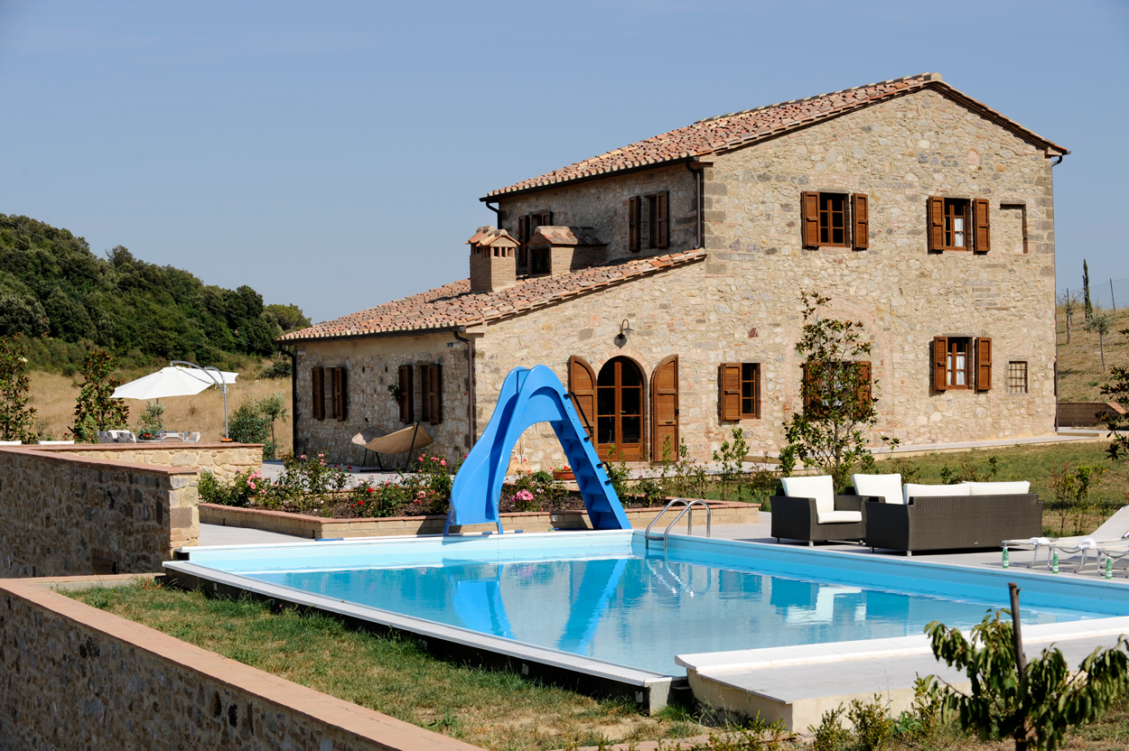 Villa for rent Tuscany, ItalyC7209