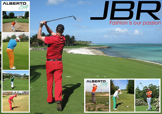 JBR Agencies golfspiller Knud Storgaard sponsorat