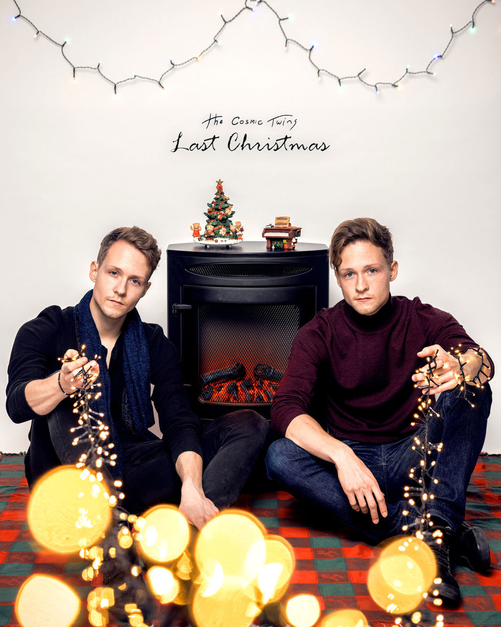 Last Christmas Cover by The Cosmic Twins