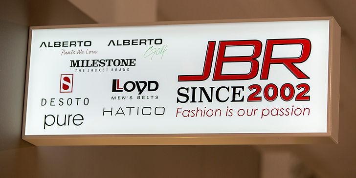 JBR Agencies textilbranchens professionel partner