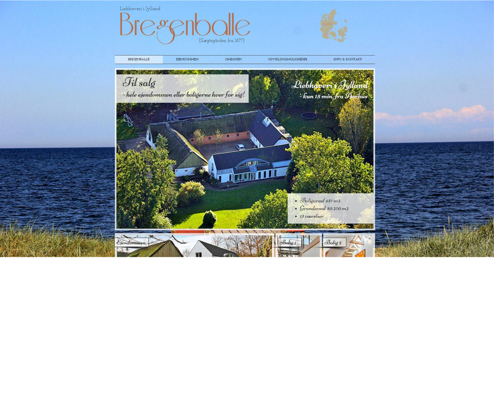Bregenballe - Liebhaveri i Jylland