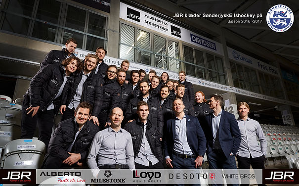 JBR Agencies SønderjyskE Hockey sponsorat