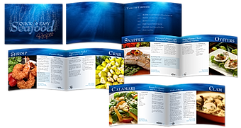 Seafood Recipe Booklet