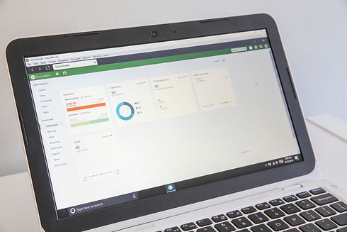 quickbooks online on computer bookkeeping solution