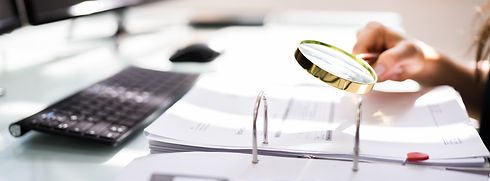 bookkeeping diagnostic review to improve bookkeeping