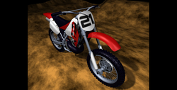 CR125 Motorcycle