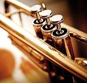 closeup trompette