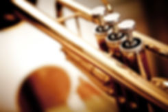 Trumpet closeup
