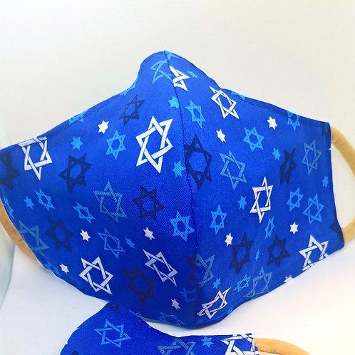 Hanukkah Bows & Facemasks