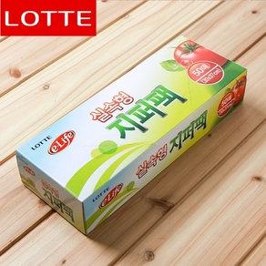 [이라이프] 롯데 실속형 지퍼백 대 30x37cm 50매