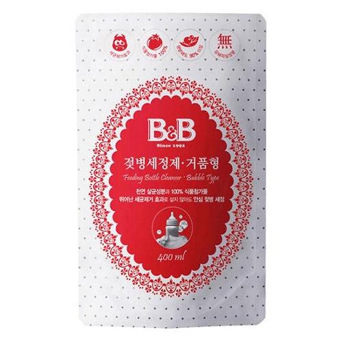 [비앤비] 젖병세정제 거품형 리필 400ml