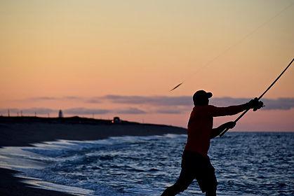 Surfcasting Fishing Nantucket Inshore Classic