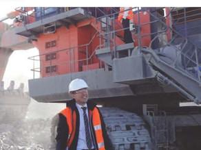 Интервью с генеральным менеджером HITACHI Construction Machinery Eurazia