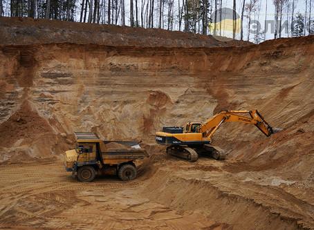 Как получить лицензию на добычу песка и гравия?