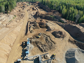 Потери при добыче полезных ископаемых (ОПИ)
