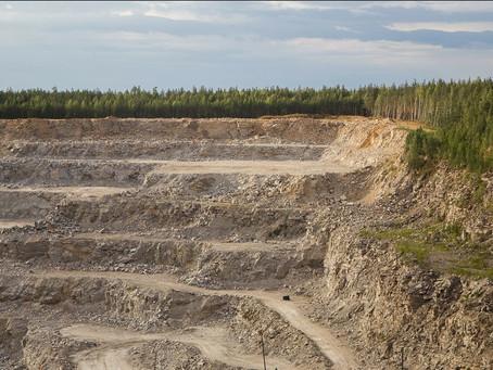 Вопросы рекультивации земель при добыче полезных ископаемых