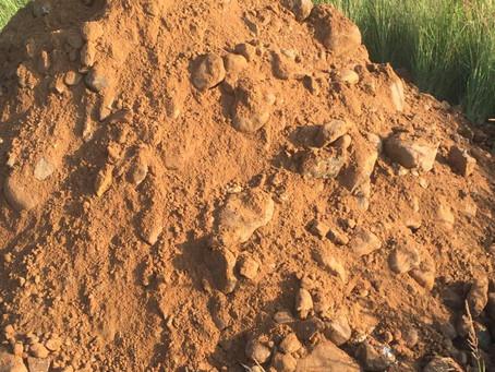 Разведка месторождений песчано-гравийных материалов при высоком процентном содержании валунов