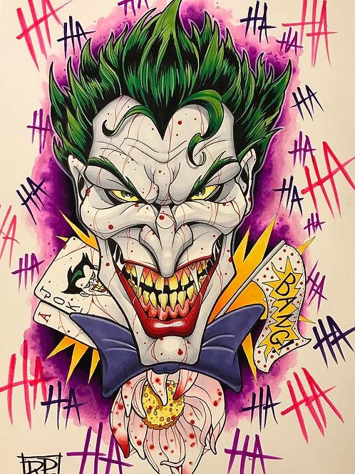 """Joker"" Fine Print"