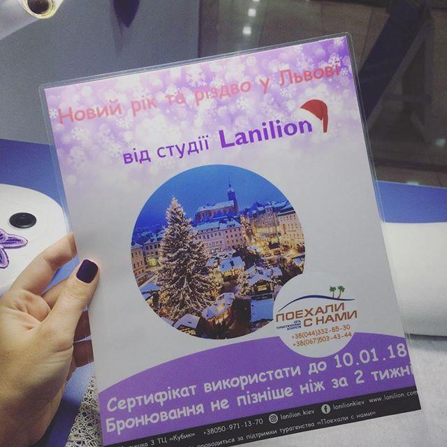 Новогодние подарки от студии Lanilion!)