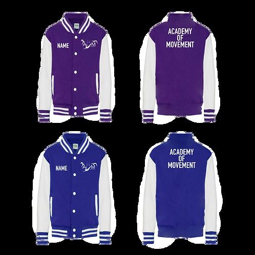AOM Varsity Jacket