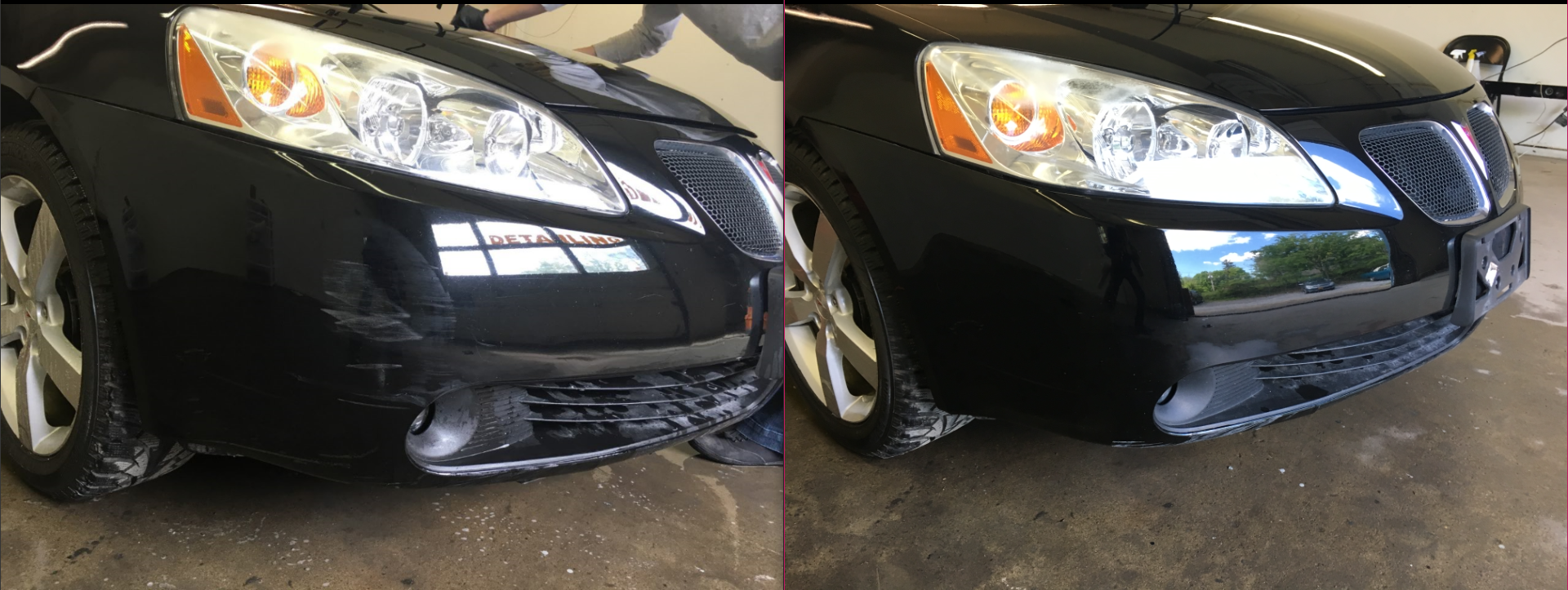 Pontiac G6 Buff & Polish