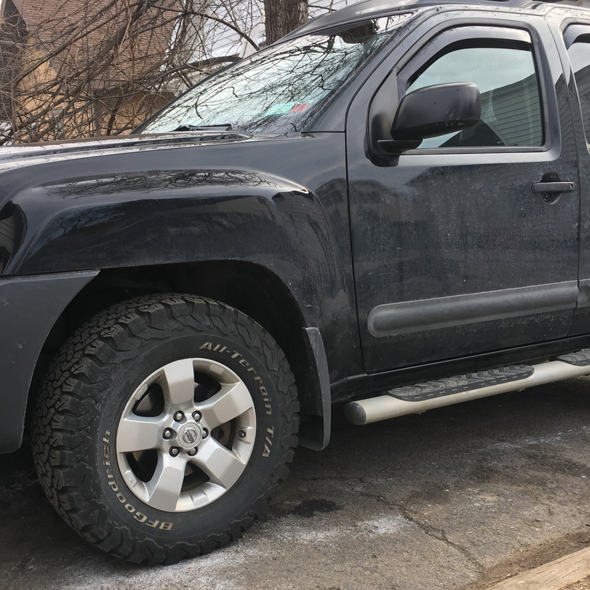 This '10 Nissan Xterra was brought back to life after our Signature Detail package!