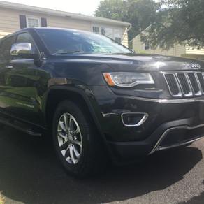 '15 Jeep Grand Cherokee