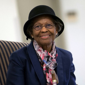 Did You Know? Dr. Gladys Mae West laid the foundation for GPS Technology...