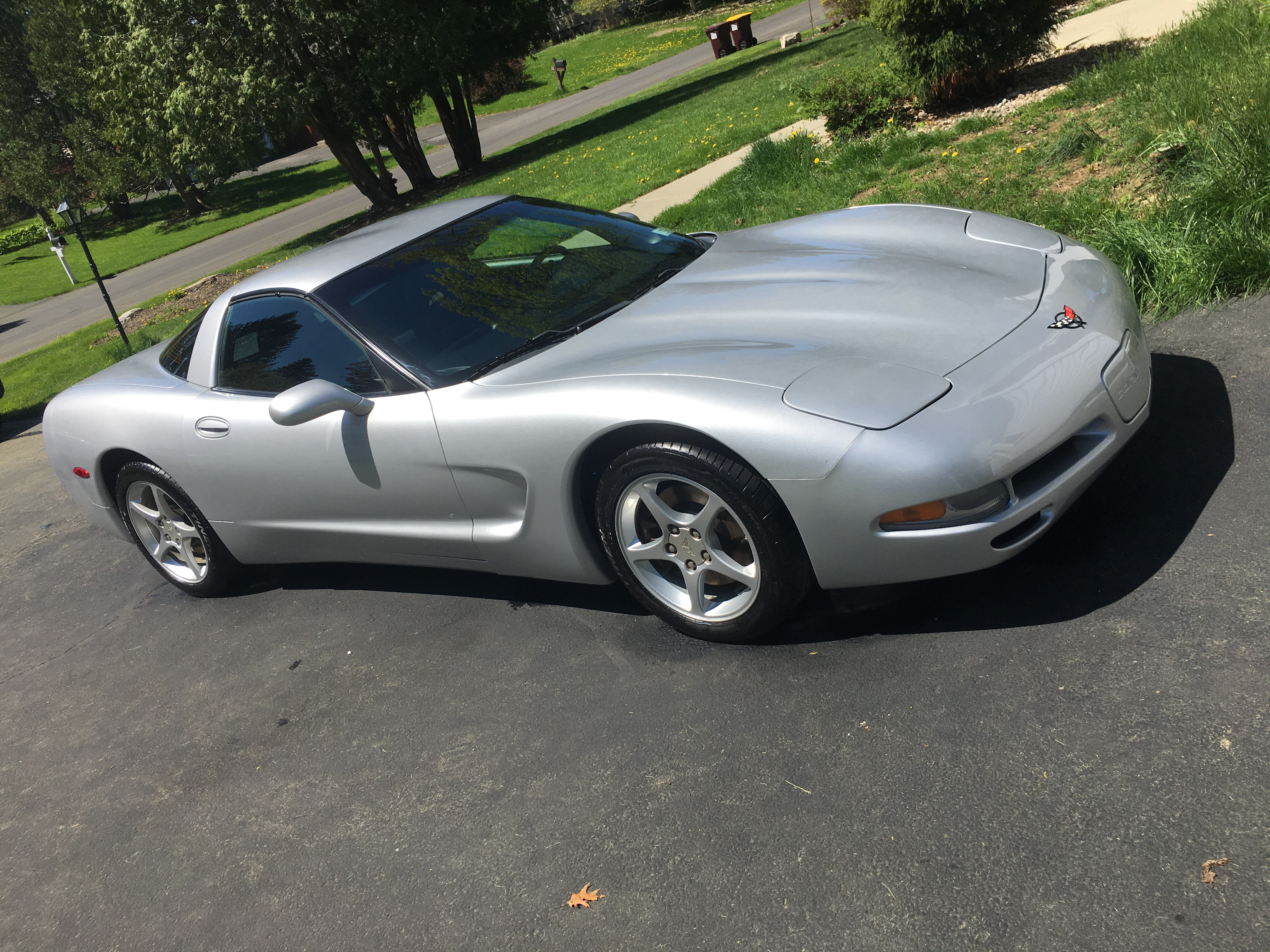 '01 Chevy Corvette
