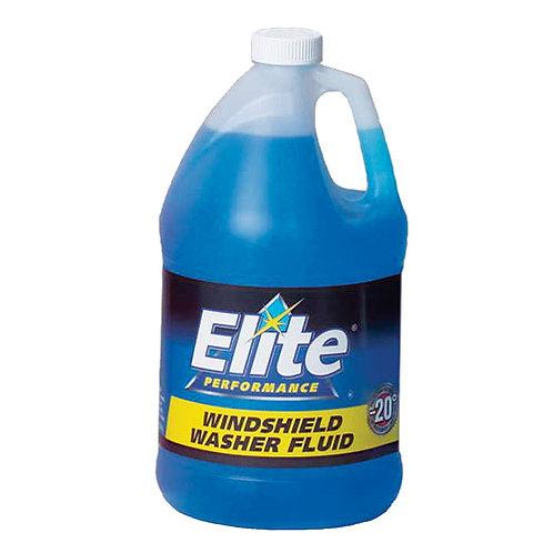 Elite Windshield Washer Fluid, -20°F, 1 gal (case of 6)